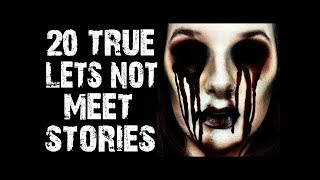 20 True and Terrifying 'Let's Not Meet' -  Horror Stories From Reddit