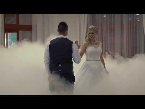 Wedding first dance - Westlife: Beautiful in white