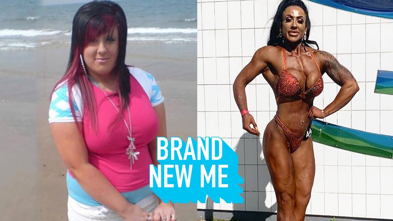 I've Lost 100lbs - And Become A Bodybuilder | BRAND NEW ME