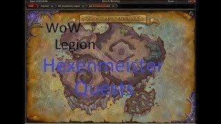 iZocke WoW: Legion Klassenquests Hexenmeister #086 - Wenn Ihr es baut