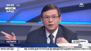 Мураев: Именно стремление в НАТО стало причиной аннексии Крыма и военного конфликта на Донбассе