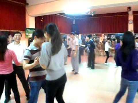 Bachata tập thể Dance style - Khiêu vũ tại IDC club 63 Nhân Hòa 3, 5, CN hàng tuần