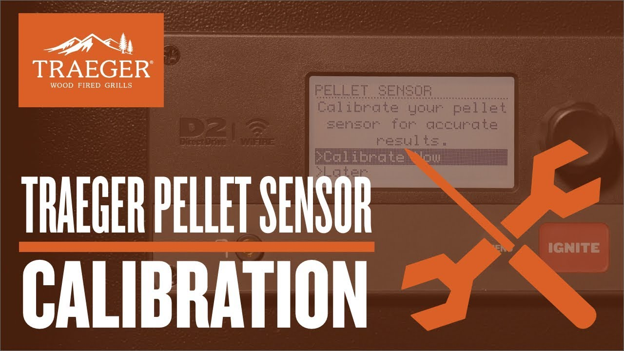 How to Calibrate Your Traeger Pellet Sensor thumbnail