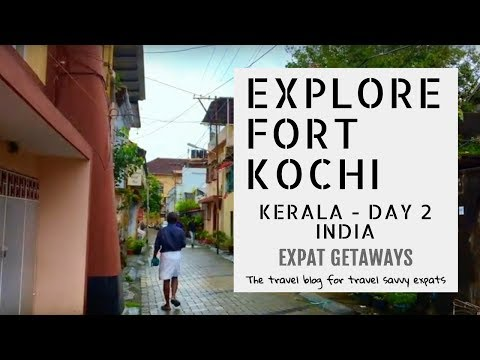EXPLORE FORT KOCHI, Cochin, Kerala, India