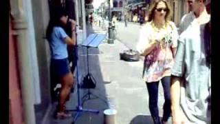 THE STREET OF LOVE--LA CALLE DEL AMOR