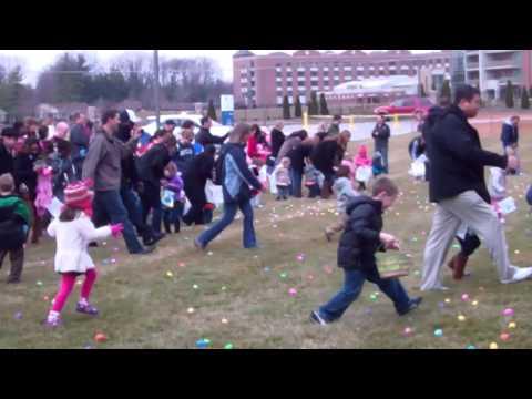 Easter Egg Hunt at Women