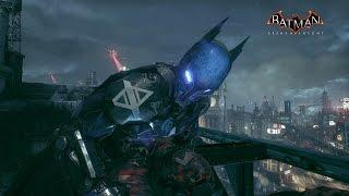 Batman: Arkham Knight -  The Arkham Bat Mesh Mod