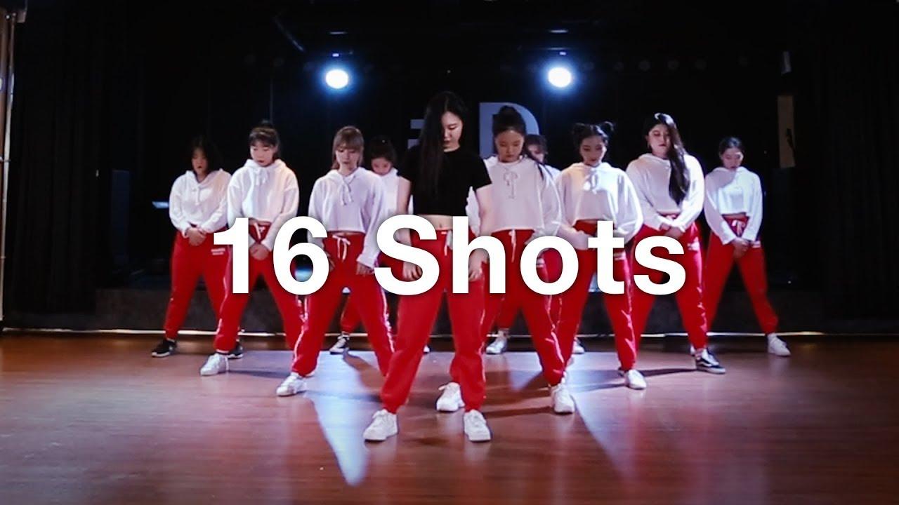 Stefflon Don - 16 Shots / JiYoon Kim Choreography
