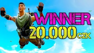 Guy with 1 solo win WON $1000 Fortnite Tournament!