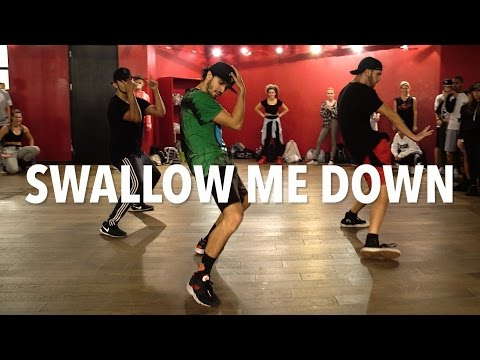 "CHRIS BROWN - ""Swallow Me Down"" Class 