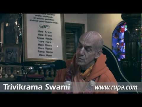 Lecture - Trivikrama Swami - SB 2.2.35