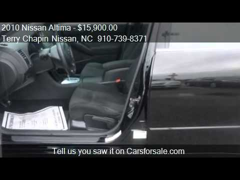 2010 Nissan Altima 2.5 S - for sale in LUMBERTON, NC 28358