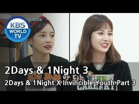 2Days & 1Night Season3 X Invincible Youth Part 3 [ENG/THAI/2017.10.22]