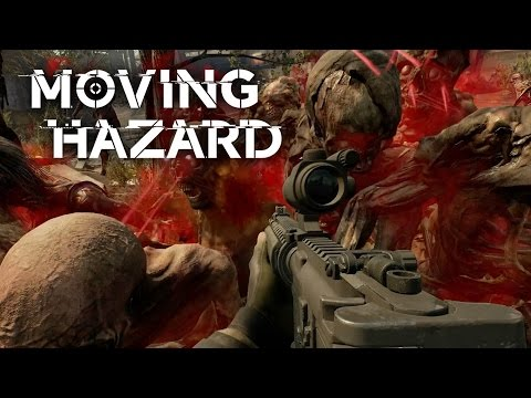 Moving Hazard - Early Access Gameplay Trailer
