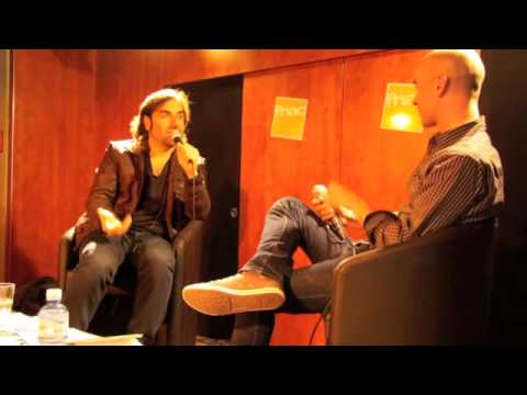 André Manoukian - Interview Fnac Lausanne 10.04.2010