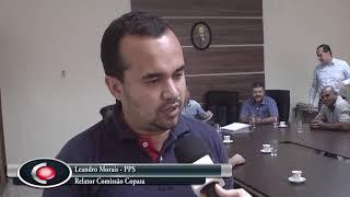 Comissão que apontou irregularidades nos serviços da Copasa já é exemplo para outras cidades