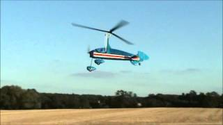 RC Autogyro Cruiser XL