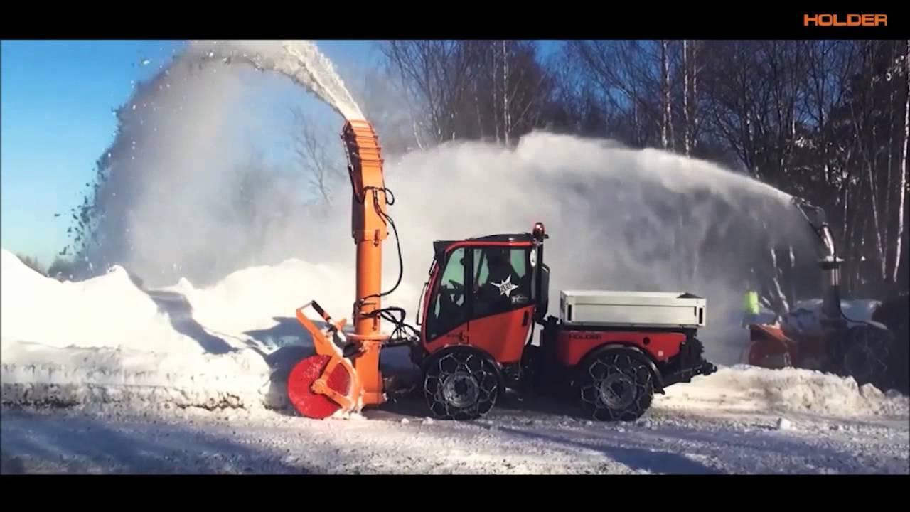 Holder Municipal Tractor Dealer | Mowers | Snow Blowers | Hydraulic