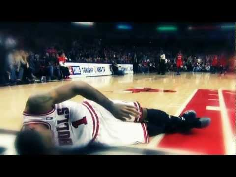 Michael Jordan & Derrick Rose - So Similar - The Chicago Heart