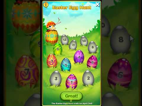 Best Fiends - 12 HINTS Easter Egg Hunt 2018