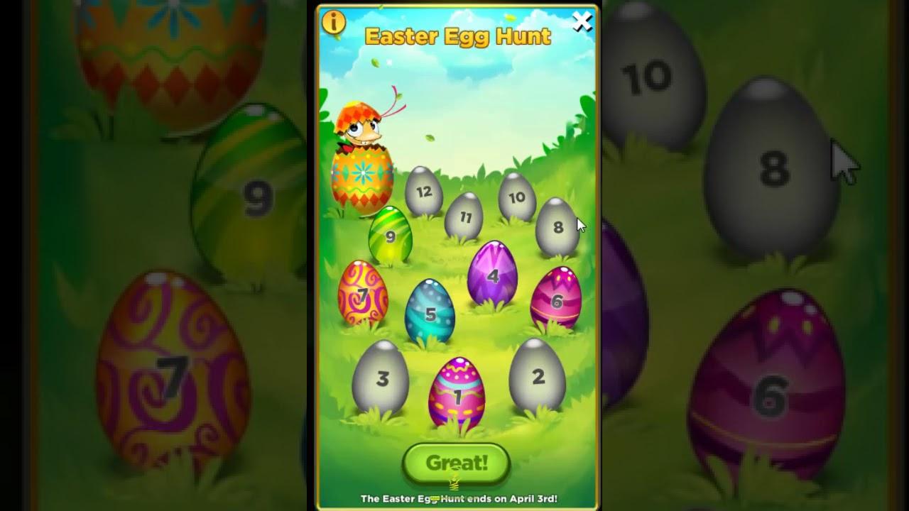Best Fiends Egg Hunt 2019 Best Fiends   12 HINTS Easter Egg Hunt 2018   YouTube
