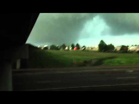 Tupelo tornado, April 28, 2014