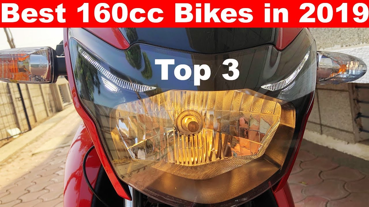 Top 3 Best 160cc Bikes In India 2019 L Best Bike For You