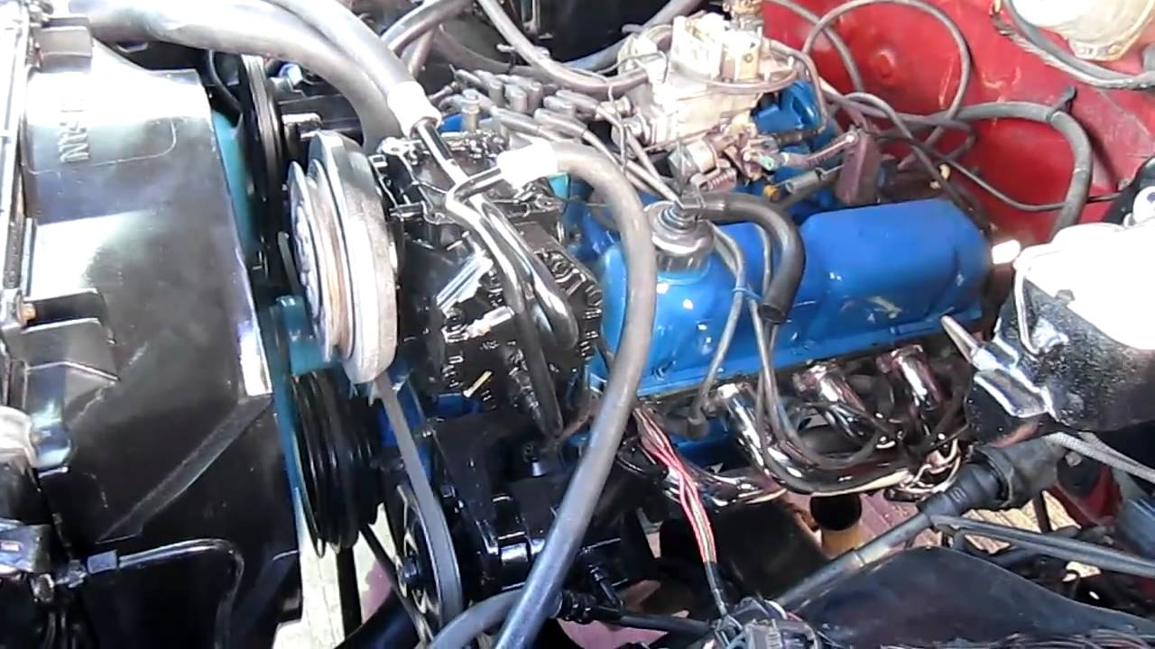 81 ford f100 open headers