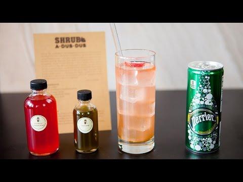 How to make Shaker & Spoon's Shrub-a-Dub-Dub cocktail