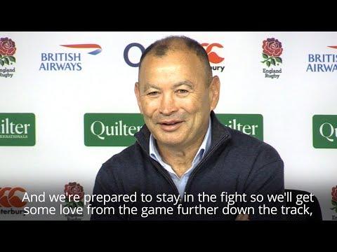 Eddie Jones & Steve Hansen Praise England Despite Defeat To New Zealand