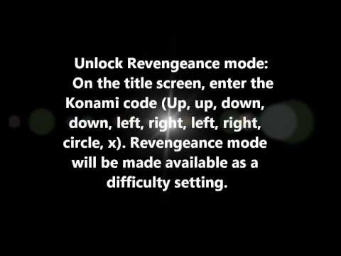 Metal Gear Rising: Revengeance Cheats/Unlockables