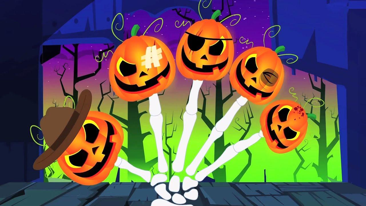 ParolesHalloween Chanson Pour Enfants Halloween Citrouilles