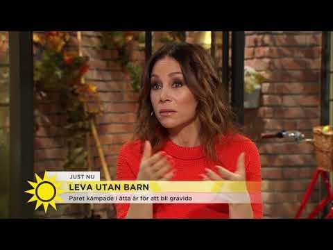 """Att leva barnlösa: """"Det finns ett liv utan barn som är bra""""  - Nyhetsmorgon (TV4)"""