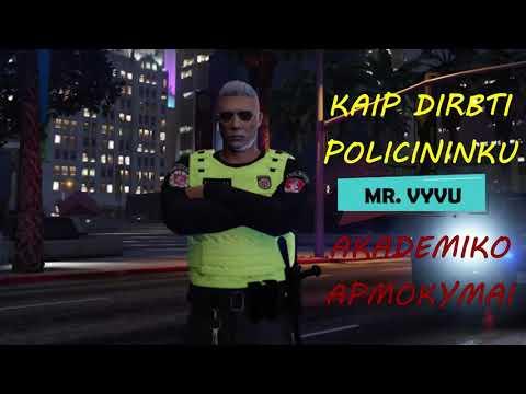 Distinctive.LT RP Policijos pradžiamokslis !