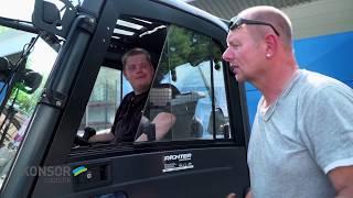 Berufskraftfahrer (m/w) für den Fernverkehr gesucht - KONSOR Logistik