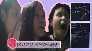 BTS - Love Yourself 轉 'Tear' (FIRST LISTEN) | ZOOM | PHILIPPINES