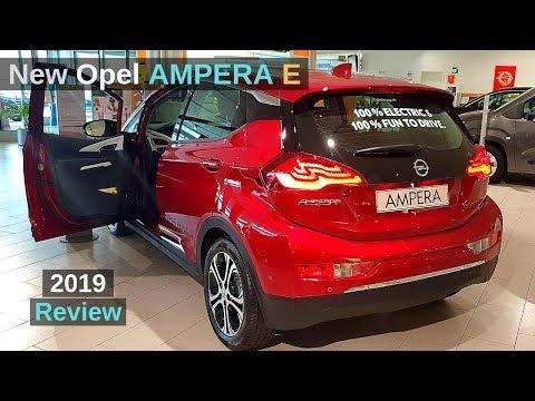 New Opel AMPERA E 2019 Review Interior Exterior I First Opel Electric Car