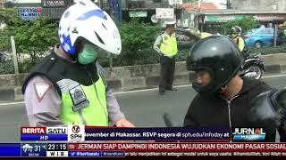 Polresta Depok Tilang Ribuan Kendaraan Dalam Operasi Zebra Jaya
