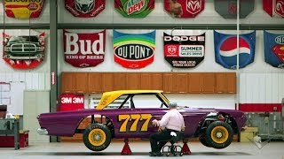 Restoring Marty Robbins' 777 Plymouth Belvedere | Americarna