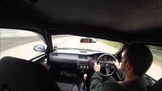 K20 Civic EG Quaife 5 Speed Sequential - Testing