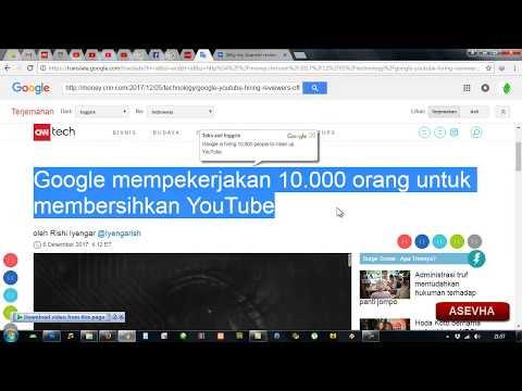 PENINJAUAN MONETISASI LAMA? YouTube REKRUT 10.000 KARYAWAN BARU