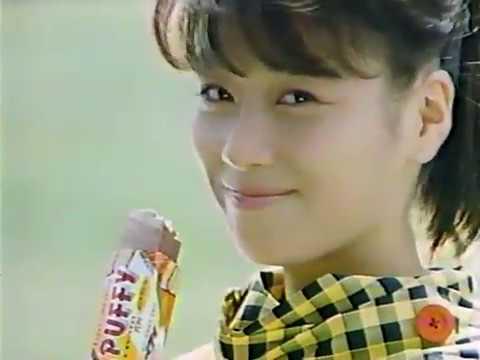 不二家 パフィ CM   1985年 相原勇