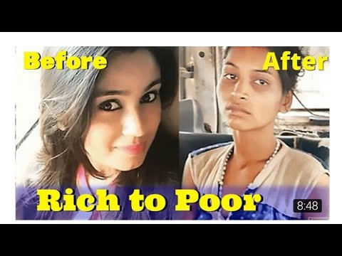 12 celebrities who become rich to extreme poor