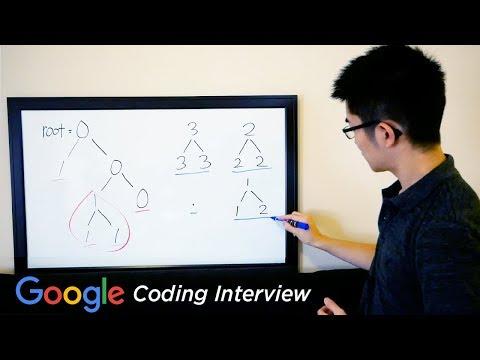 Google Coding Interview - Universal Value Tree Problem