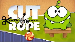 Cut the Rope Full Gameplay Walkthrough