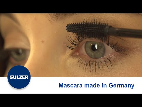 Mascara made in Germany – Design, Quality, Innovation
