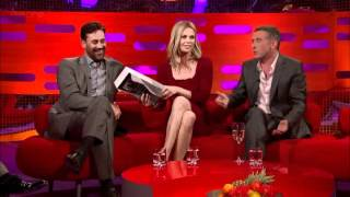 Graham Norton Show (Part 2) - Charlize Theron, Jon Hamm, Steve Coogan