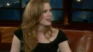 Amy Adams on Craig Ferguson