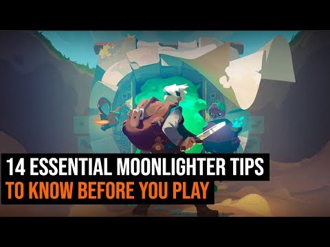 14 Essential Moonlighter Tips To Know Before You Play