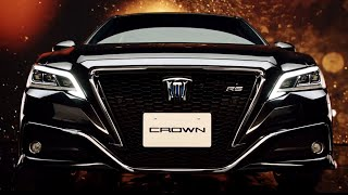 All-new TOYOTA CROWN (2021) - FIRST LOOK! (Flagship Executive Sedan)